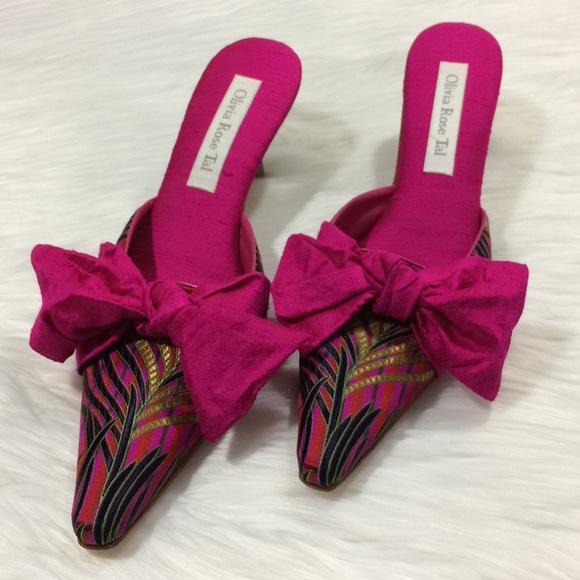 634bad93c5f NWT 🌺 Olivia Rose Tal New York Heels shoe Sz 8